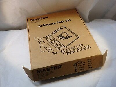Martin Yale Desktop Reference Rack System Expandable 966RS