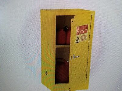 SANDUSKY LEE SC12F Flammable Safety Cabinet,12 Gal Capacity G0596410