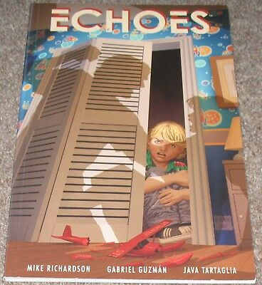 ECHOES TPB Graphic Novel (Mike Richardson, Gabriel Guzman; Dark Horse)