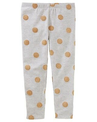 "DOTS.....Girls OshKosh Leggings..... ""NWT"" (Sz 4)"