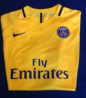 PARIS SAINT-GERMAIN, Auswärts -Trikot, - NEYMAR JR - Gr.XXL -