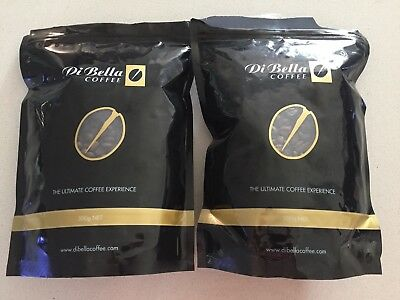 Di Bella whole Coffee Beans (opened, remaining amount in description)