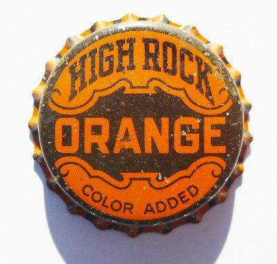 Unused High Rock Cork Bottle Cap  Rare!