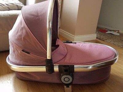 Icandy Peach 3 Lower Blossom Carrycot Marshmallow