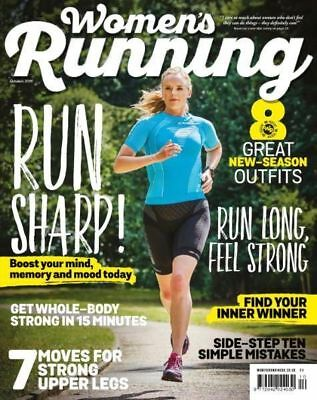 Women's Running Magazine October 2016 ~ New ~