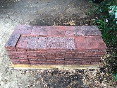 250+ Used Pavers 185mm x 390mm x 40mm