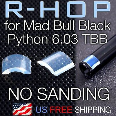 RHOP Fit Mad Bull Black Python 6.03mm Airsoft TBB Barrel NO Sanding Needed R Hop