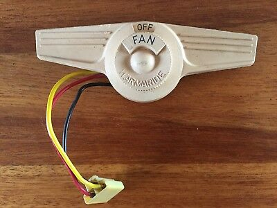 Holden EH & EJ Heater Control Console Switch