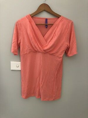 Seraphine Maternity Top Size 14