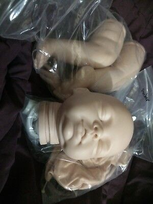 Reborn Amber Doll Kit Bountiful Baby