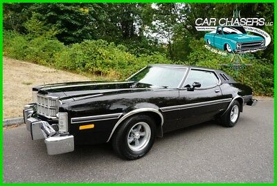 1976 Ford Torino NO RESERVE INCREDIBLE 2 OWNER 94K ORIGINAL MILE SURVIVOR ELITE! PRISTINE ALL ORIGINAL 94K LOW MILE RUST FREE SURVIVOR TORINO ELITE! 160PIX+VIDEO