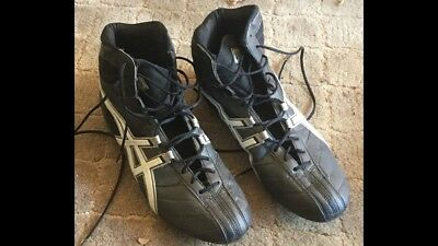 Asic Boxing Boots Size US12