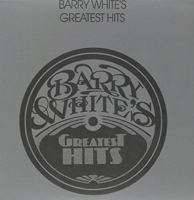 Barry White-Greatest Hits  CD NEW