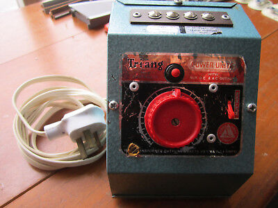 Tri-ang Power Unit P15A New Zealand Made with BOX