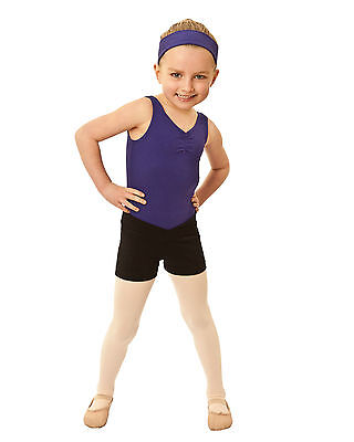 Jazz Dance Hot Shorts, Studio 7 NEW, V Band Short, Children's