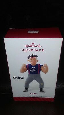 Hallmark Ornaments  Goonies  Sloth