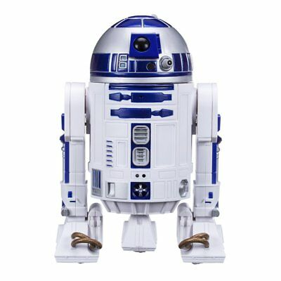 STAR WARS The Last Jedi Smart R2-D2 - Intelligent Bluetooth Droid Robot - Hasbro