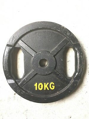 Weight Plates - x4 (10kg)