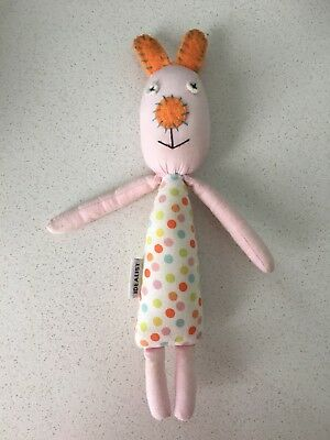 Idealist Spotted Bunny - Perfect Babies Little Fingers & Easter Present. Collect