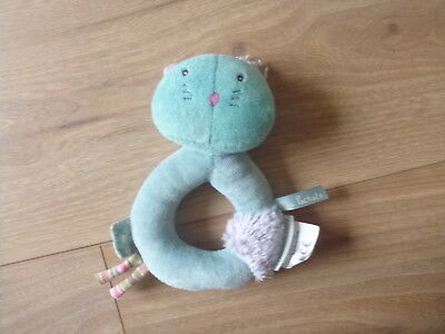 Doudou hochet Moulin Roty les pachats