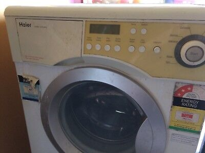 Haier washing machine 7kgs