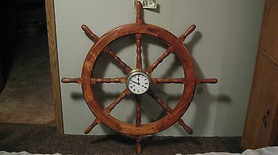 schatz royal mariner clock ships wheel pawn stars