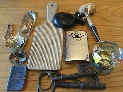 Collectables Mixed Lot Of Antique and Vintage Items