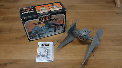 Vintage Bi-Logo Tie Interceptor in Box