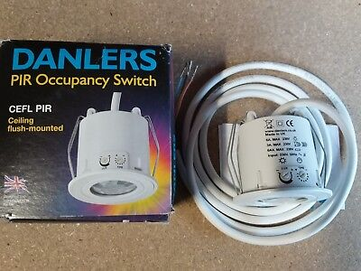 pir occupancy switch pir danlers 6amp