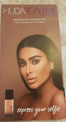 HUDA Beauty*#FAUXFILTER Foundation & Complexion Perfection Primer*PROBEN*Samples