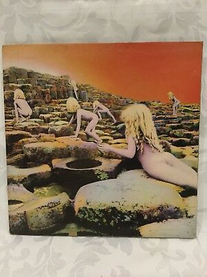 Led Zeppelin Houses Of The Holy 1973 Lp