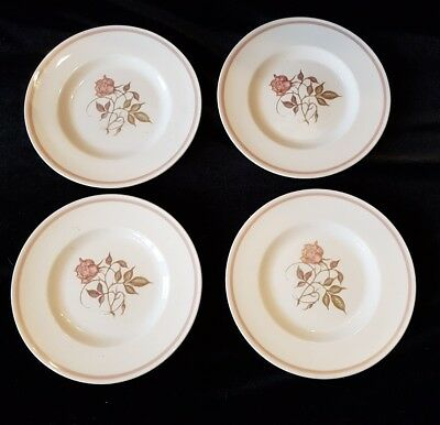 Four Lovely Susie Cooper Plates
