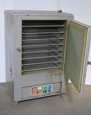 Electric Laboratory Oven 200C Size 24 x 20 x 28 Shelves RKC Temp Controller