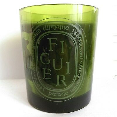 DIPTYQUE Figuier (Fig) Large Scented Candle 300g New Without Box