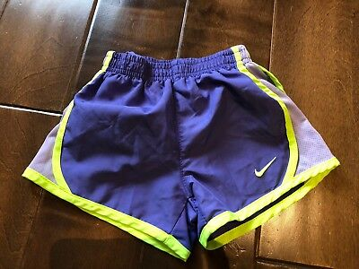 NWT Girls Nike Dry Fit Shorts, Size 4