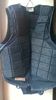 Grand National winning Racesafe Body Protector NH long Level one !