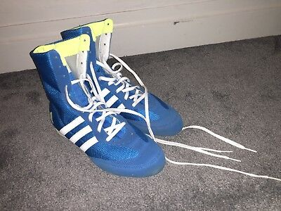 Adidas Boxing Boots Size 6.5