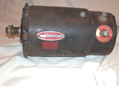 Vintage New Old Stock Delco-Remy Generator #1102221 Excellent Orig. Condition