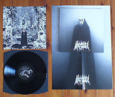 Black Cilice – Banished from Time LP, 1st Press (Beketh Nexehmu, Black Metal)