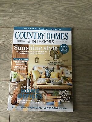 Country Homes and Interiors Magazine September 2017