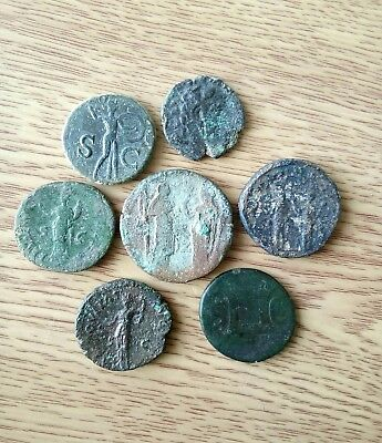 Large Roman, sestertius and provincial lot