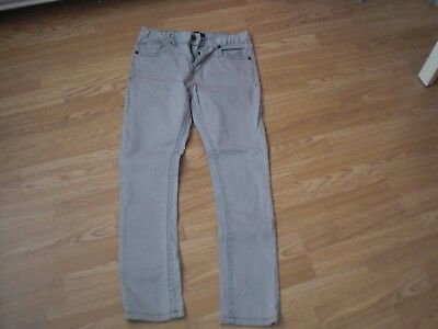 Boys Grey Superskinny Jeans Age 12 River Island