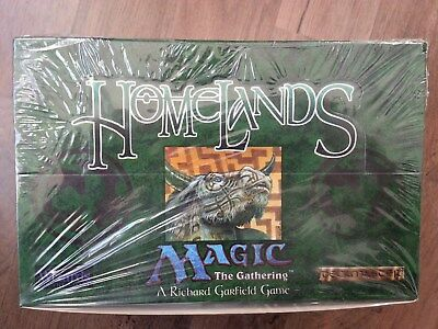 MTG Magic The Gathering Homeland Expansion Set WOC6508 60packs engl. & OOP
