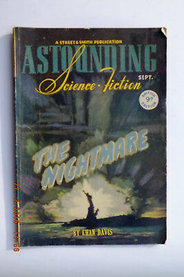Astounding Science Fiction Sep. 1949