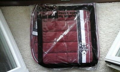 Eskadron Big Square DL Darkred NEU mit Etikett Schabracke