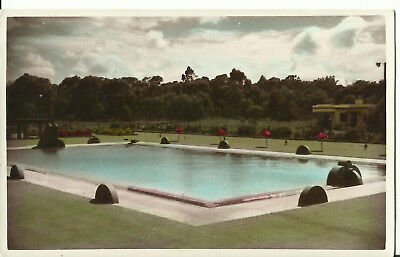 "Postcard - ""The Oasis"", Brisbane, Qld, Australia"