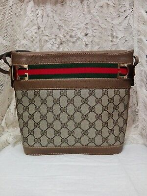 Gucci Borsa Vintage Gg Supreme - Perfect Conditions!