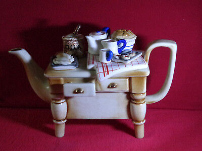 **outstanding Large Cardew Bakers Day Teapot** **in Brill Condition**