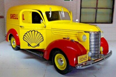 G LGB 1:24 Scale 1939 Chevrolet Delivery Truck Van Shell Diecast Model Railway