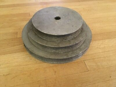 """Picador Pulley Triple A Section 4""""/5""""/6"""".  1/2 inch Bore  Never Used"""